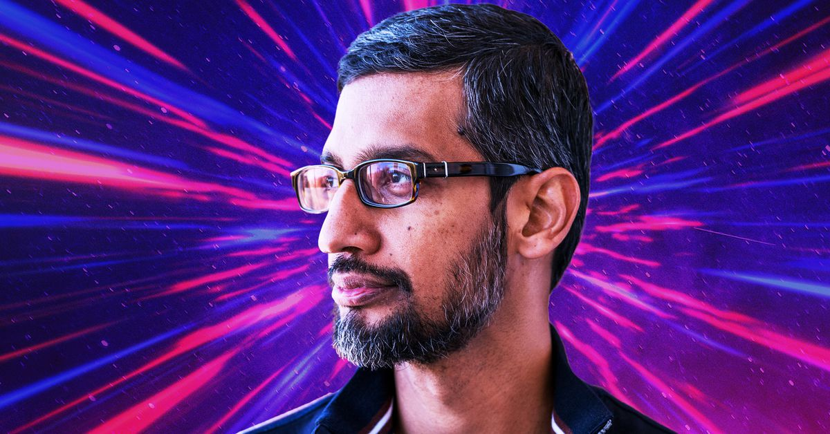Sundar Pichai on managing Google through the pandemic