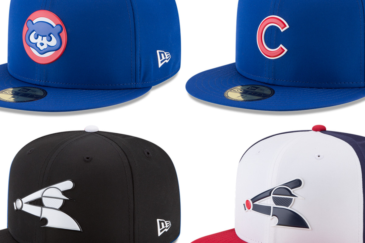 online retailer 095fb 5c09f Check out the official 2018 spring training caps - Chicago ...
