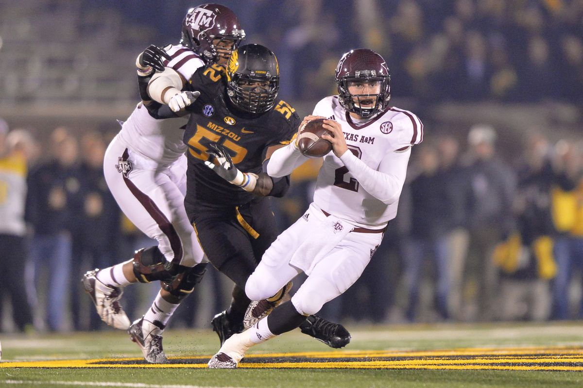 Johnny Football looks to close out 2013 with a big victory in the Chick-Fil-A Bowl