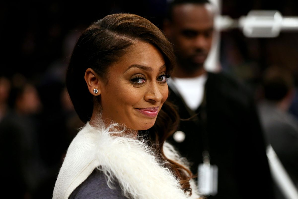 LaLa Anthony. So sorry you had to brave Denver lo those 4 years!
