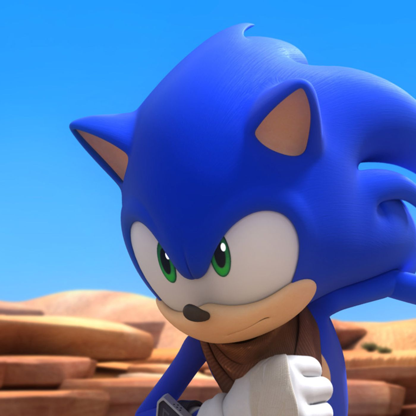 Sonic Boom Gets An Animated Tv Series Toy Line From Tomy In 2014 Polygon