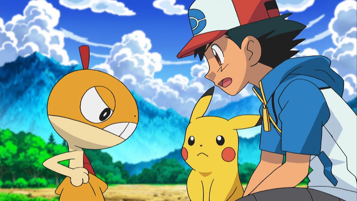 Pokemon Black & White anime screencap 1280