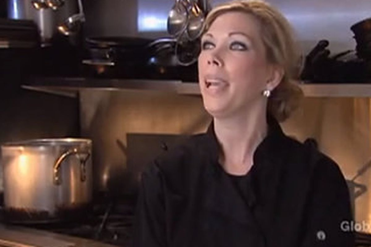 Kitchen Nightmares Crazy Lady