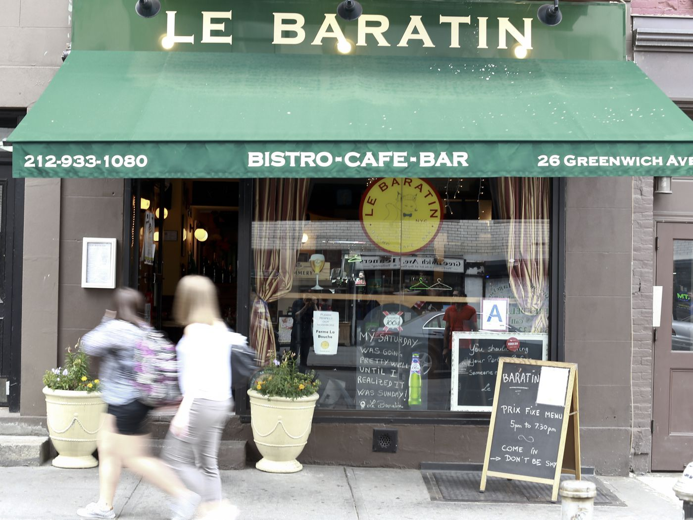 Cuisine D Angle Avec Bar the parisian bistro makes a comeback at the village's le