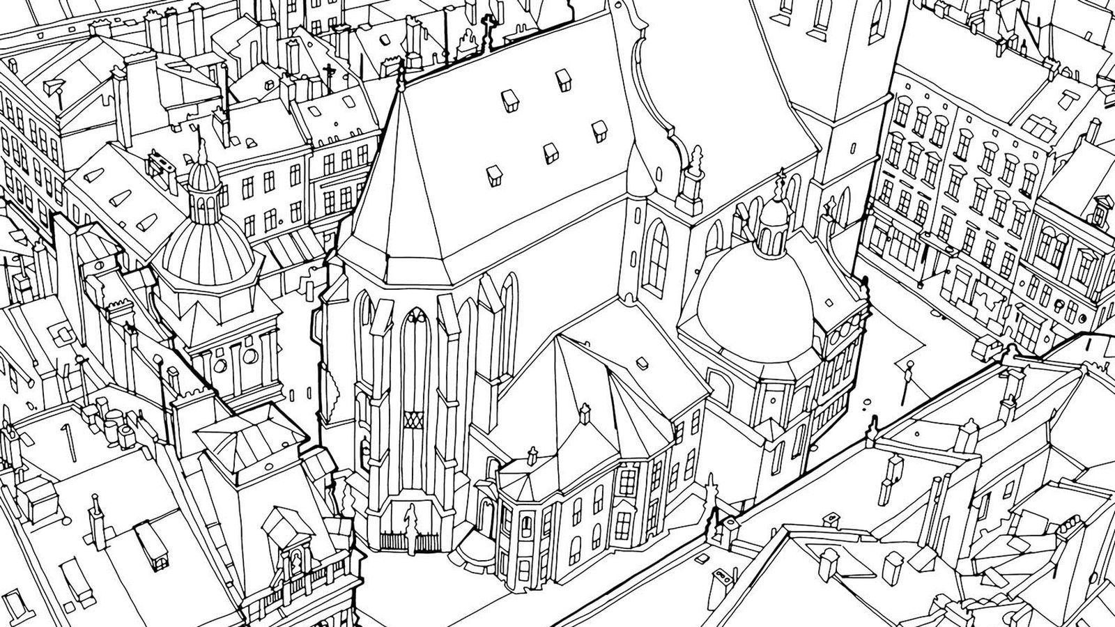 Stunning New Coloring Book Shines A Light On Global