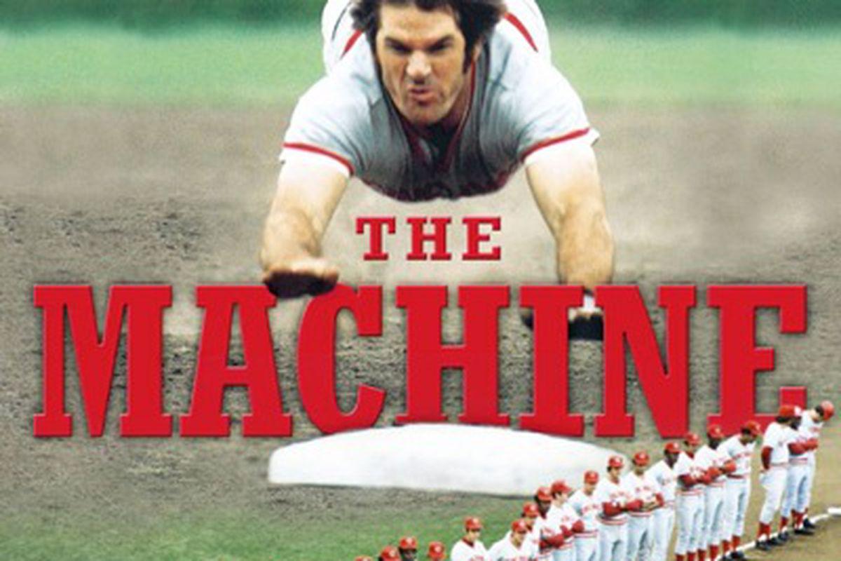 The Machine by Joe Posnanski