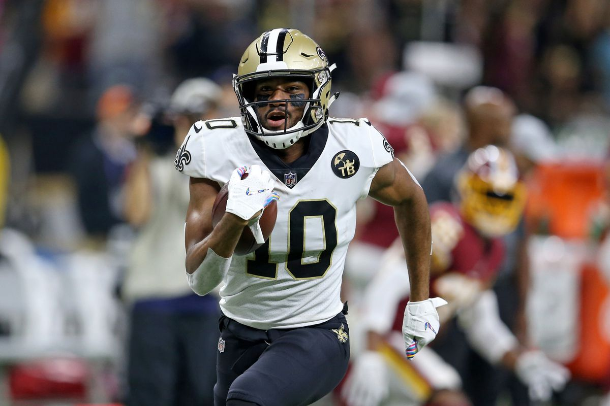 Saints 2018 Year in Review: Tre'Quan Smith - Canal Street Chronicles