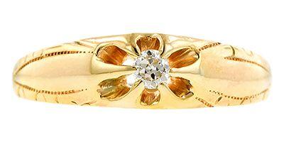 Doyle & Doyle vintage ring