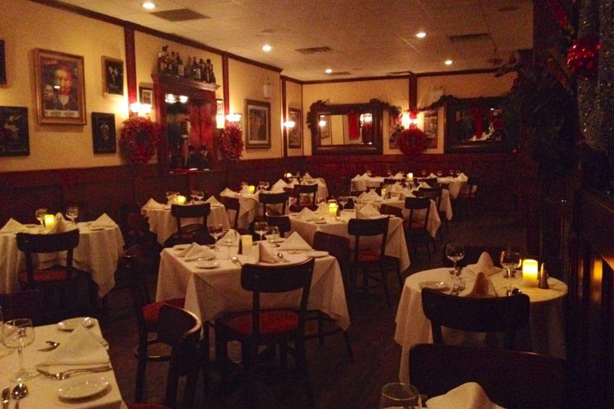 Firefighter Saves Choking Man In Staten Island Restaurant