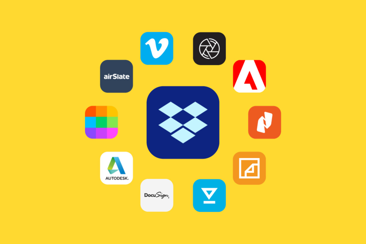 Dropbox's new software extensions let you easily edit files