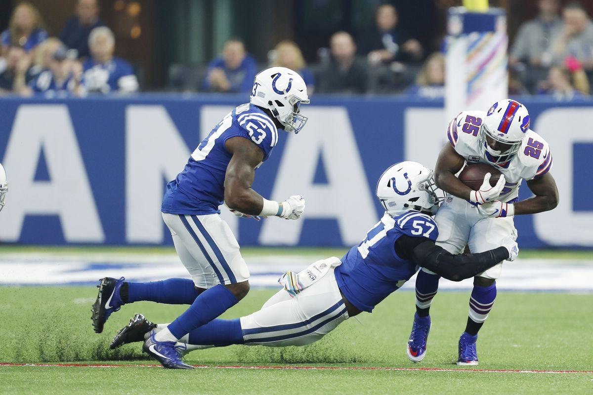 NFL: Buffalo Bills at Indianapolis Colts