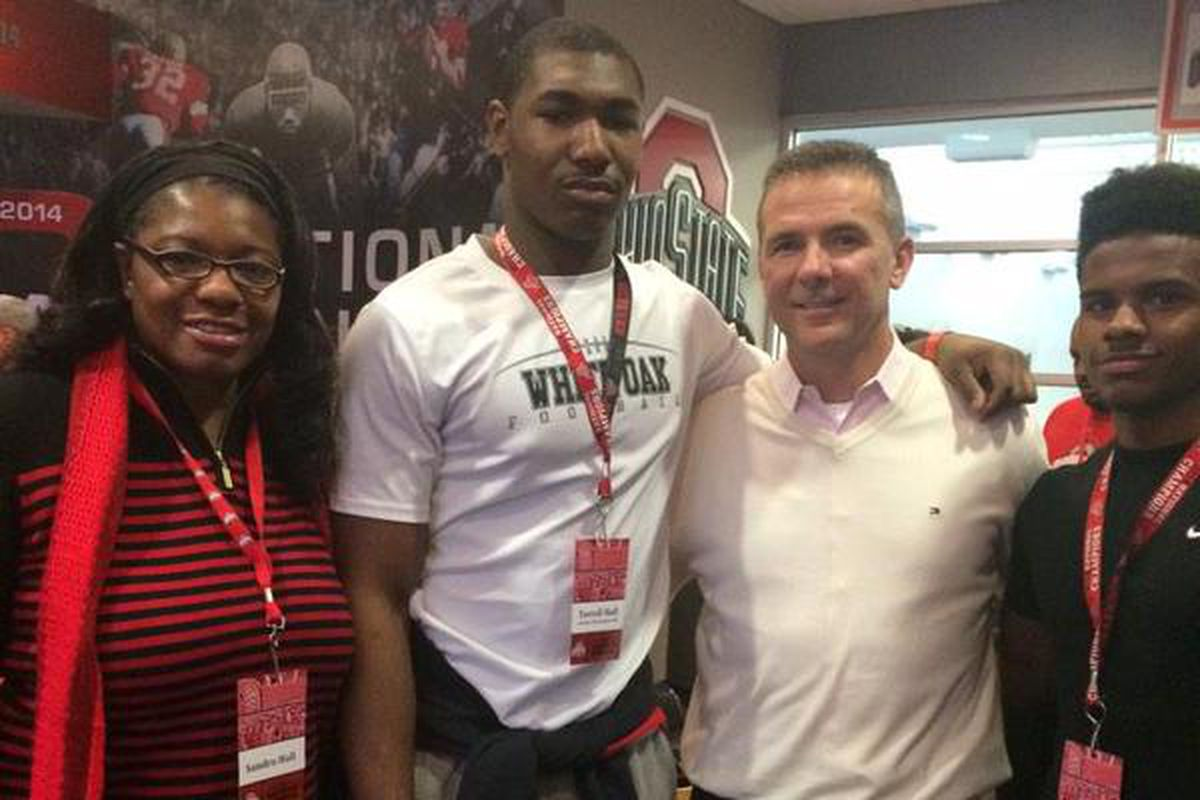 Terrell Hall is the newest member of Ohio State's recruiting class, but what does he bring to the Buckeyes?