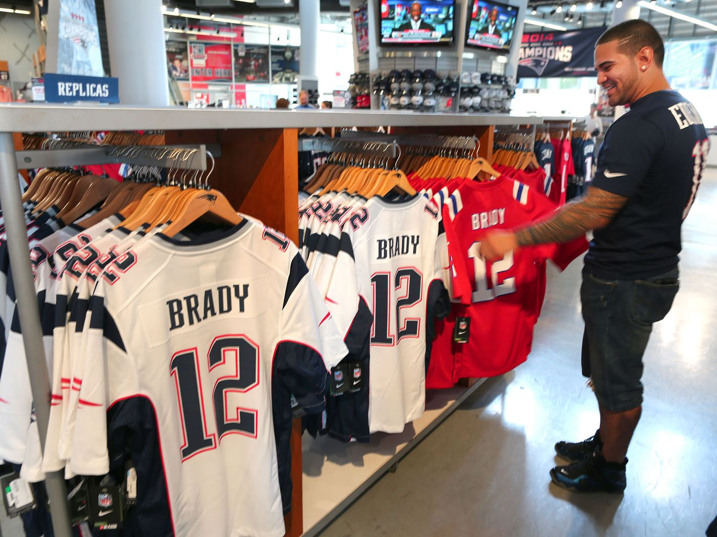 What is the best jersey in Patriots history? - Pats Pulpit