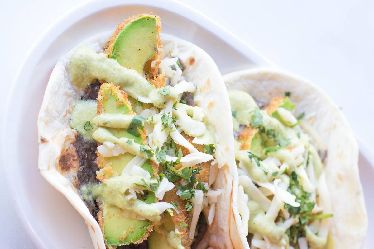 Tacos from Artista Rosso