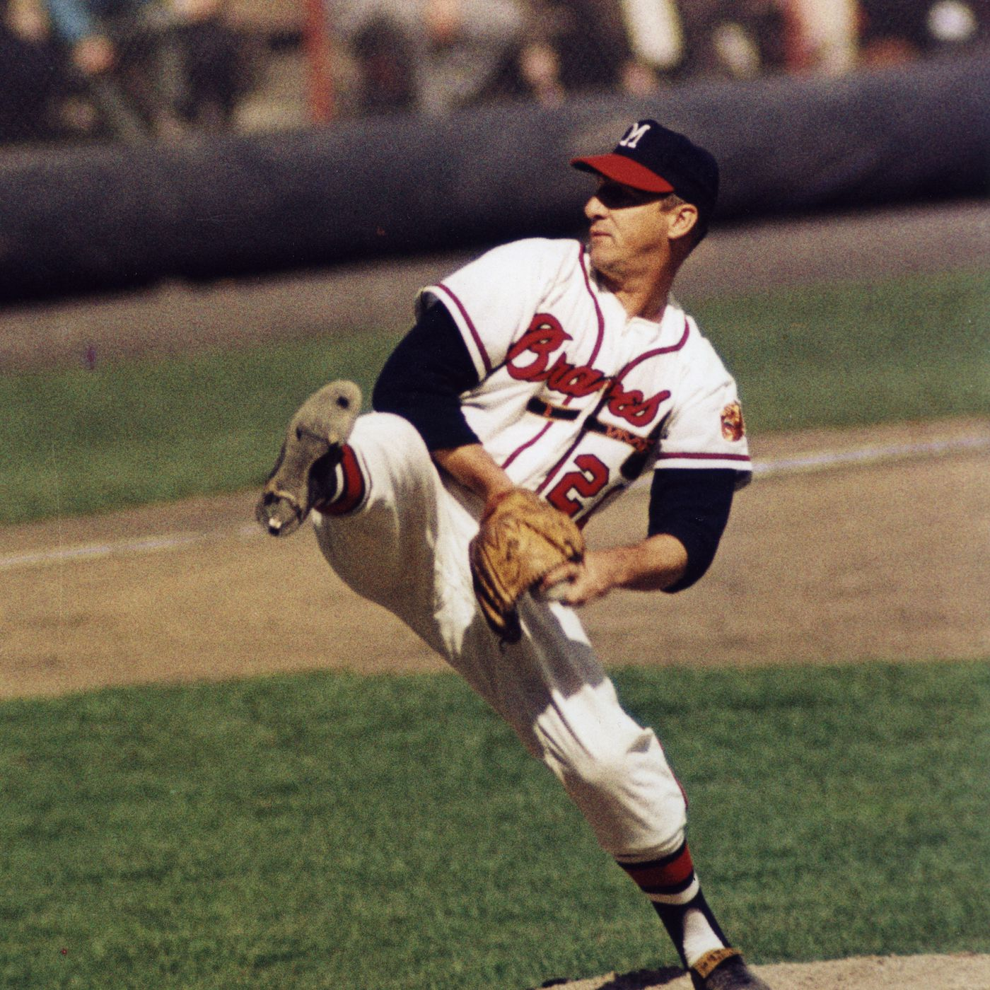 This Day In Braves History Warren Spahn Throws 41st Career Shutout Talking Chop