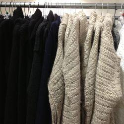 Womens Sweaters ($50)