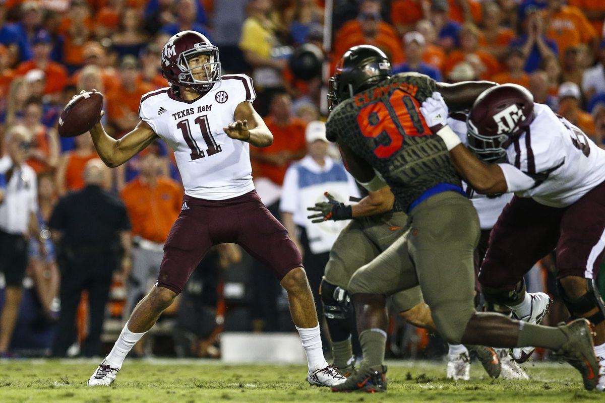 COLLEGE FOOTBALL: OCT 14 Texas A&M at Florida