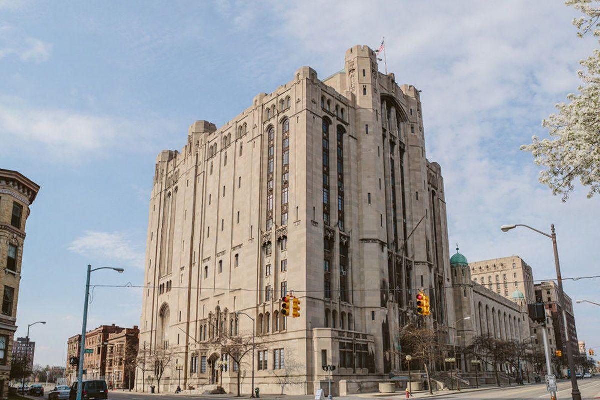 Take a Look Inside Detroit's Secretive Masonic Temple