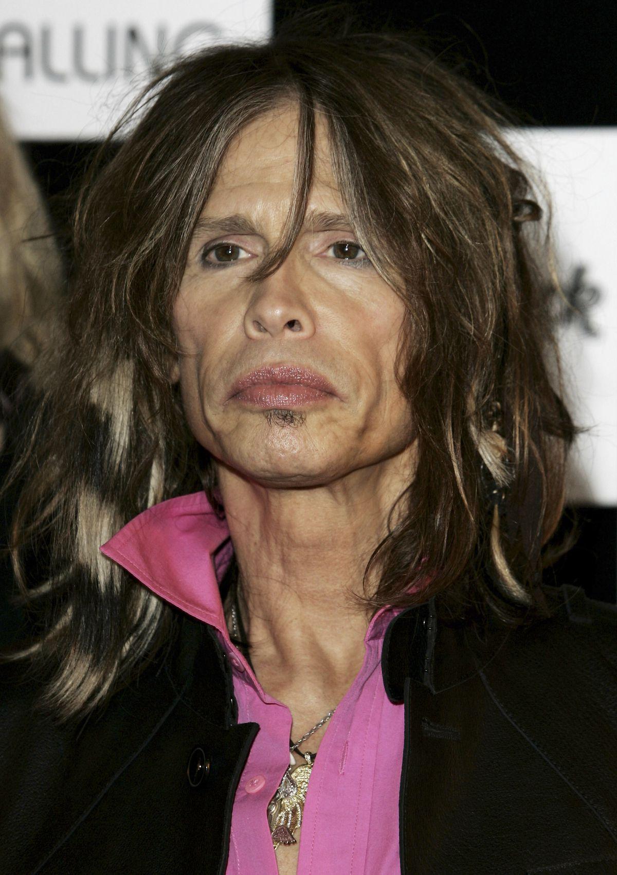 Aerosmith Photocall At The Hard Rock Cafe
