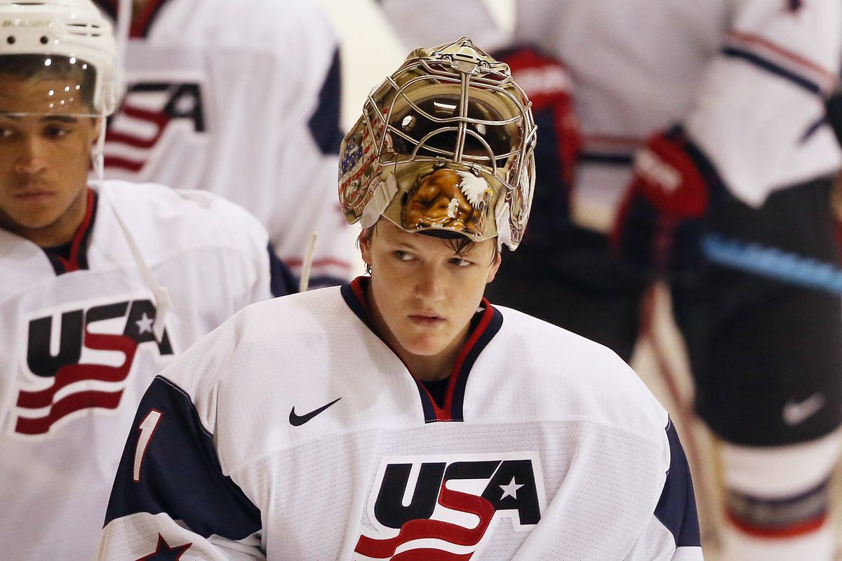 Thatcher Demko will be a big key for the US team.