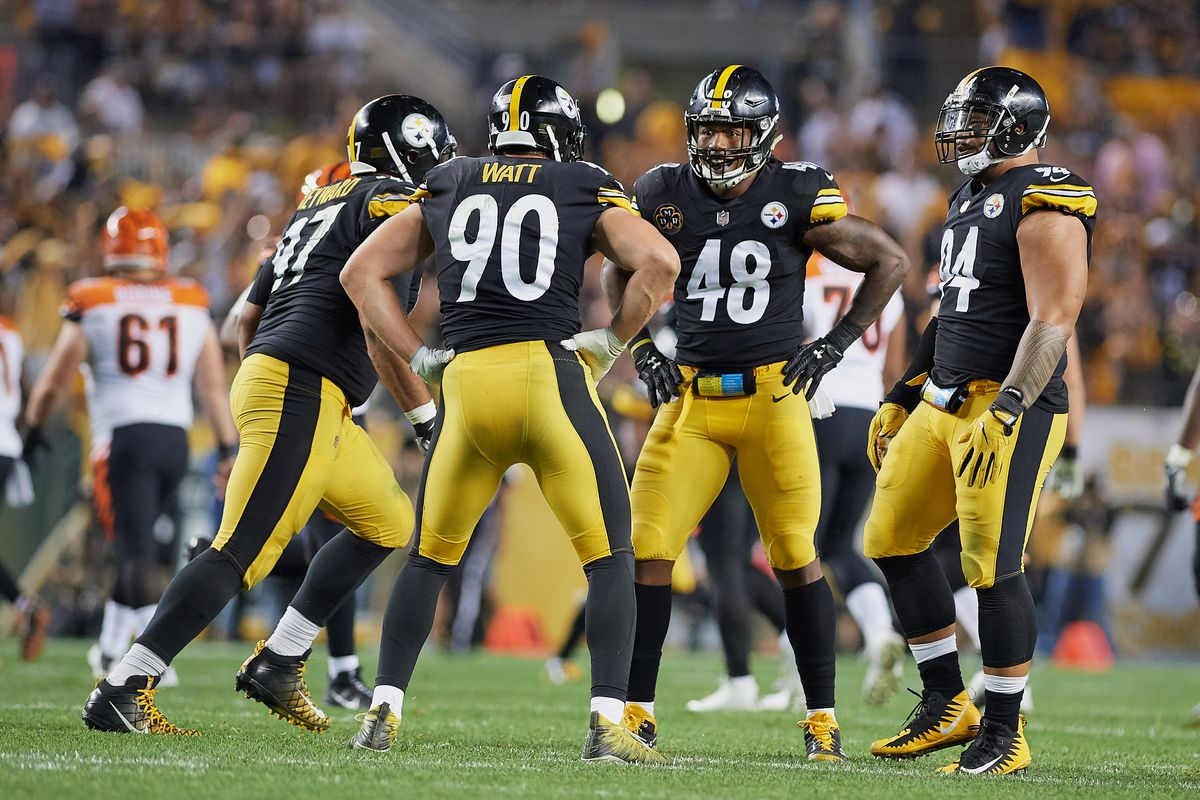 NFL: OCT 22 Bengals at Steelers