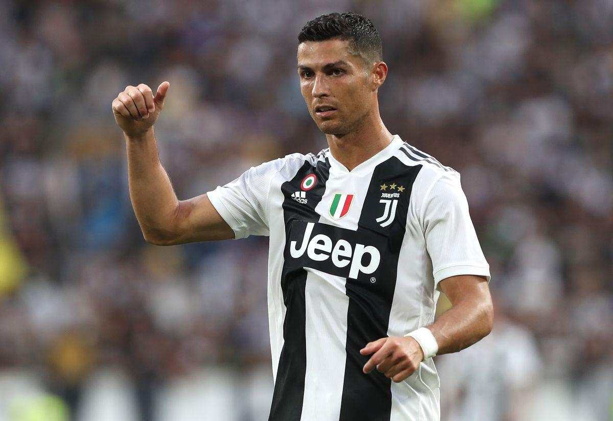 Cristiano Ronaldo - Juventus - Serie A