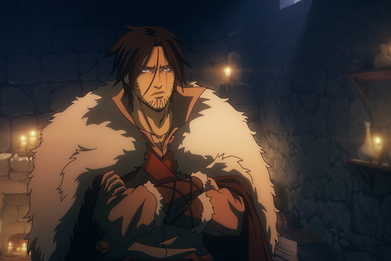 how castlevania producer adi shankar turned his own game fandom into a netflix series