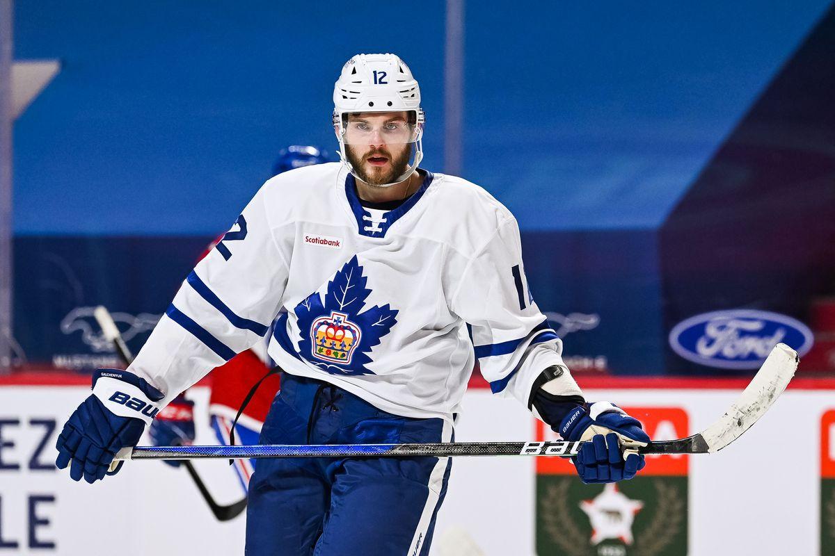 AHL: MAR 14 Toronto Marlies at Laval Rocket