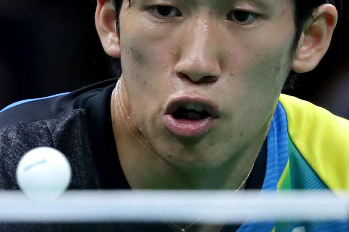 Olympics: Table Tennis-Men's Team Finals