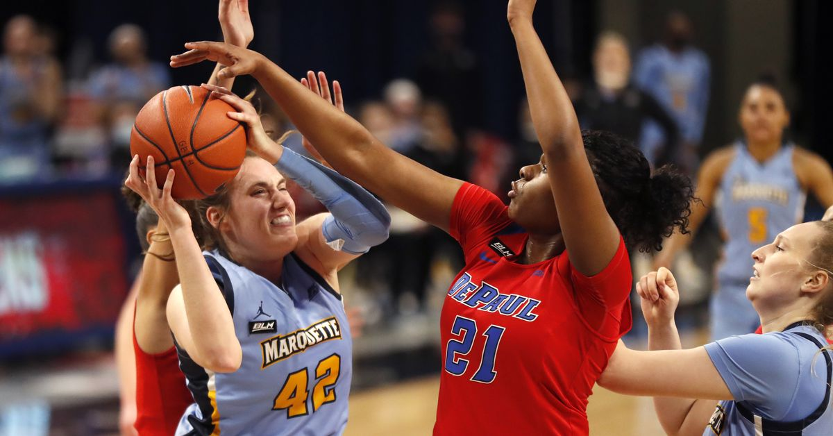 Marquette Women Defeat No 24 Depaul 85 71 Chicago Sun Times