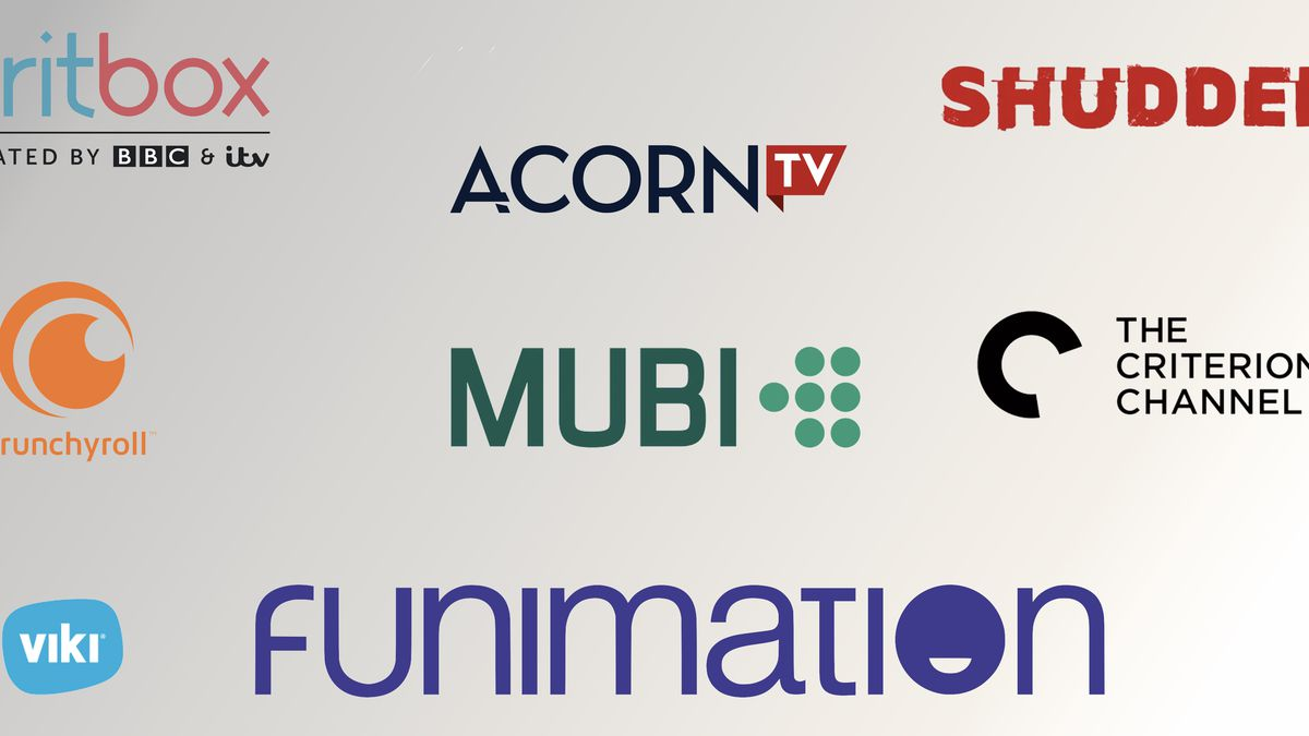 Crunchyroll Funimation Acorn Tv Britbox A Guide To Streaming Services Vox