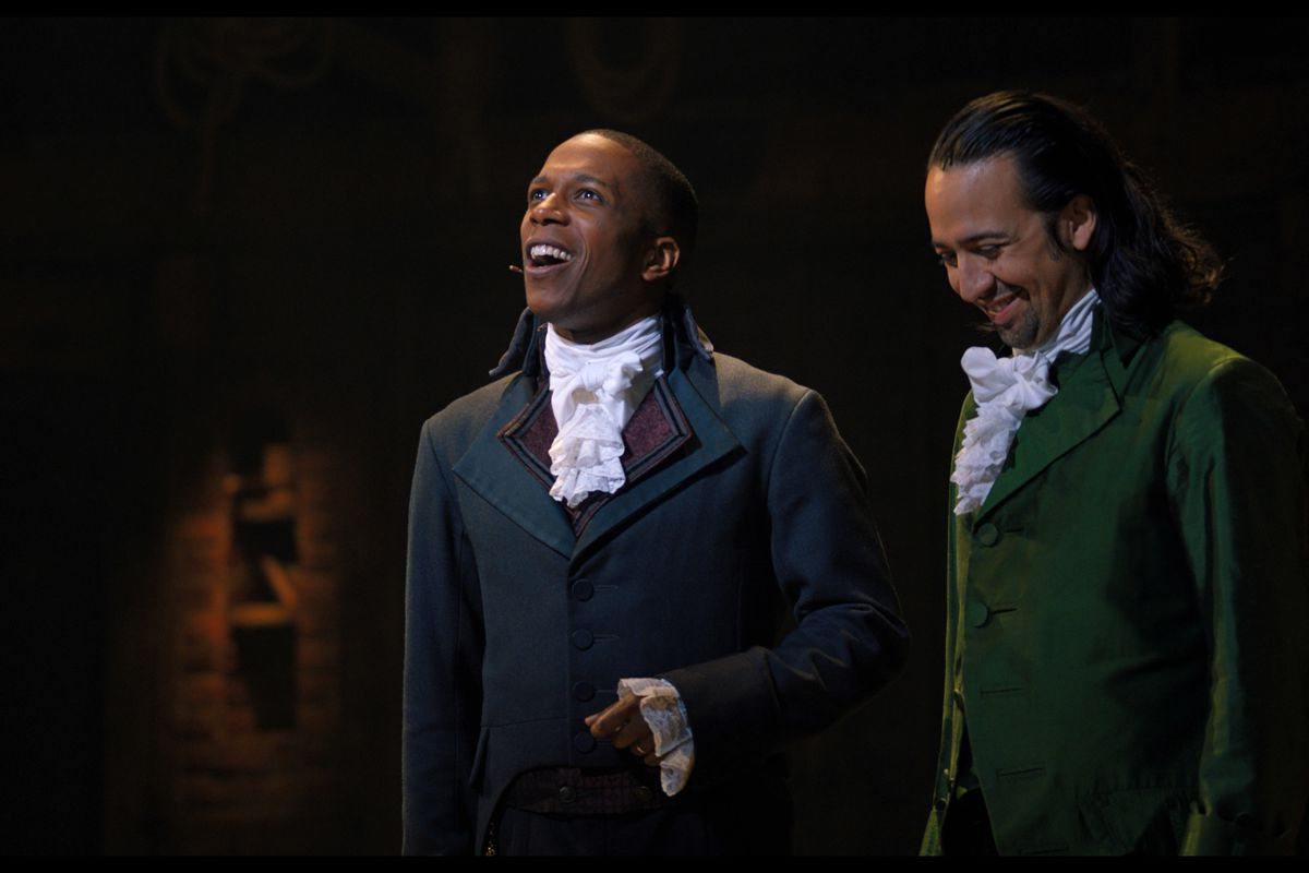 Disney+ releases 'Hamilton' film trailer. See it here - Deseret News