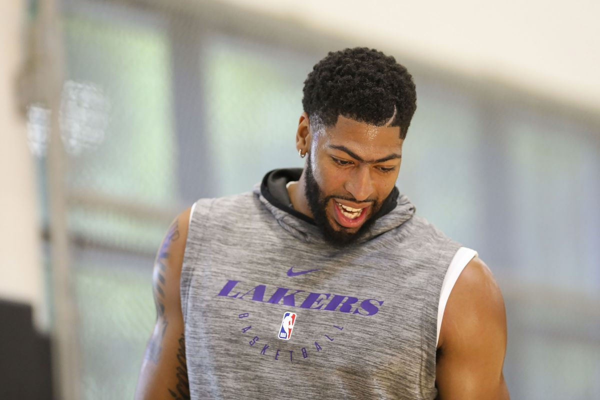 Anthony Davis Is 100 Percent Healthy Outlines How He S