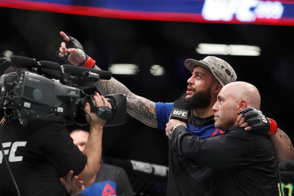 UFC 209: Tyson Pedro v Paul Craig
