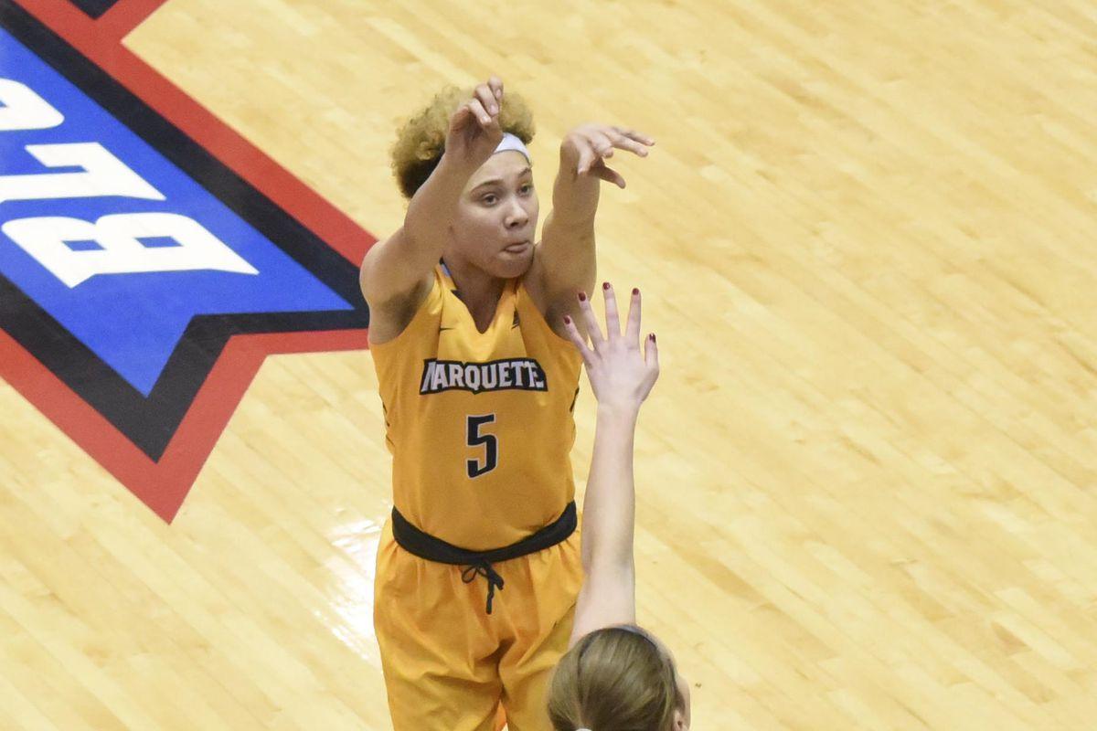 NCAA Womens Basketball: Big East Conference Tournament-Marquette vs Seton Hall