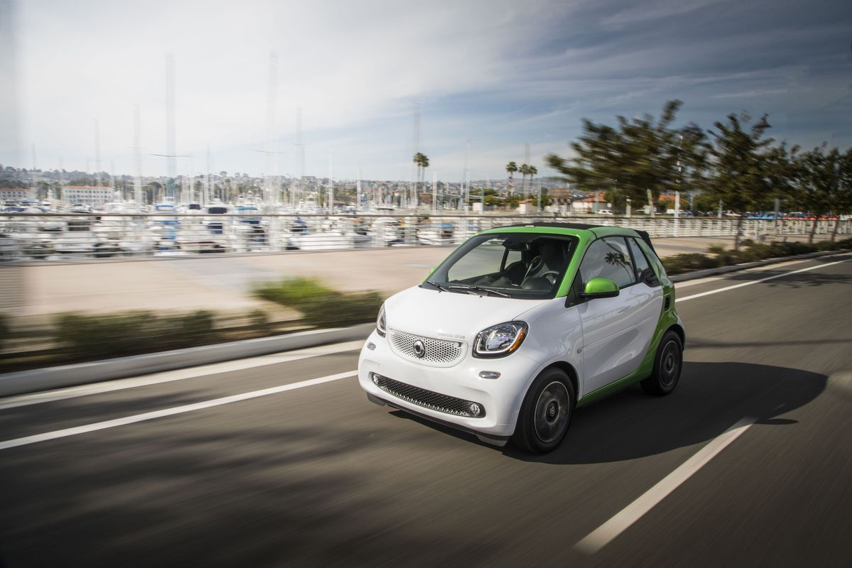 Daimler will stop selling its Smart cars in the US and