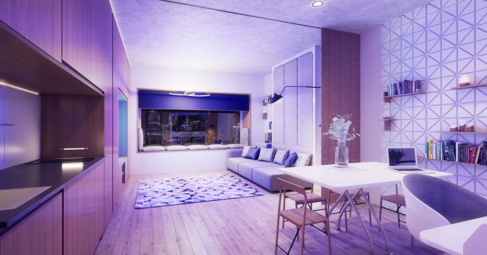 The First Yotelpad To Land On The East Coast Will Be In