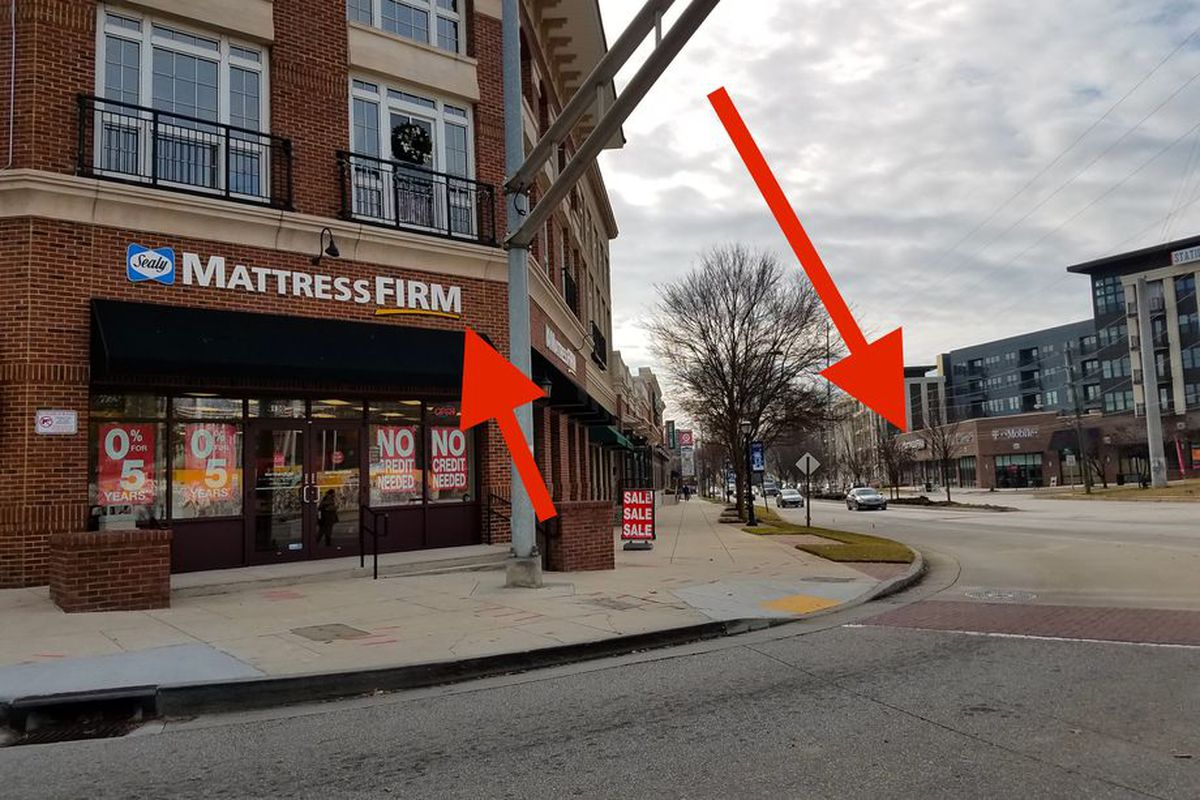 Mattress Firm Speaks Veil Lifts On Moreland Avenue Mystery Curbed Atlanta