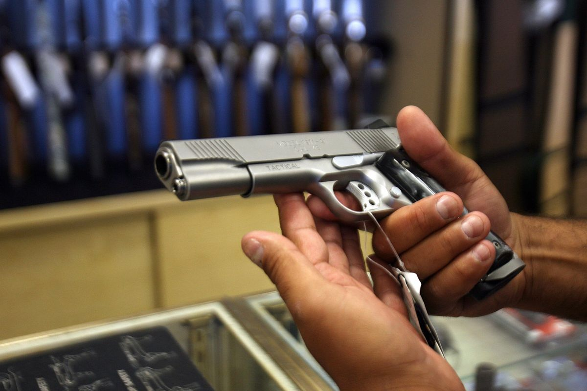 a growing background check loophole is making us gun laws even