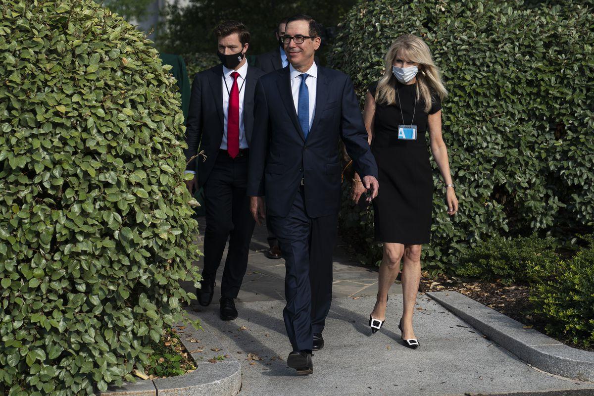 Coronavirus Will The Senate Approve A Second Round Of Stimulus Checks Deseret News