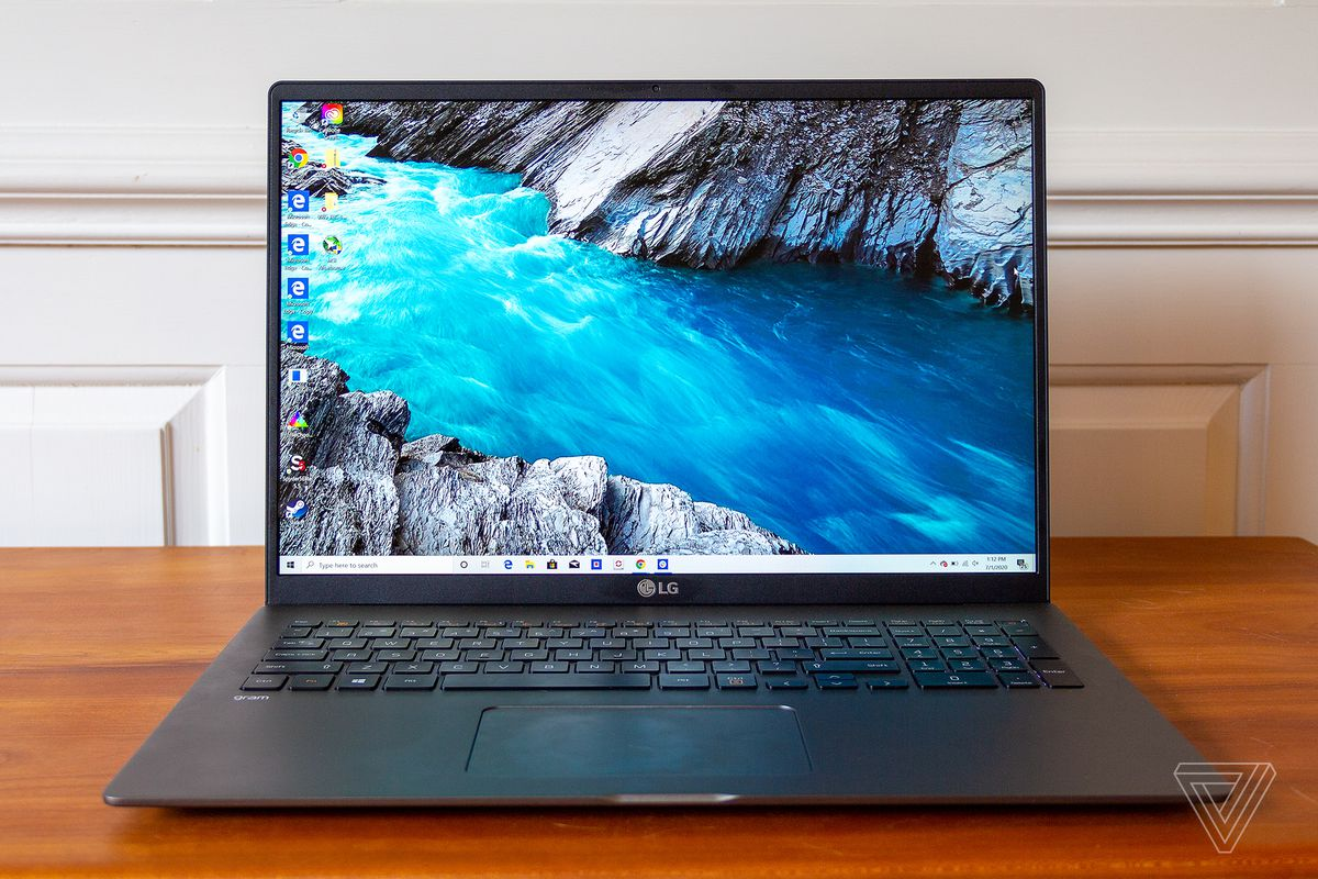 Best laptop 2020: LG Gram 17