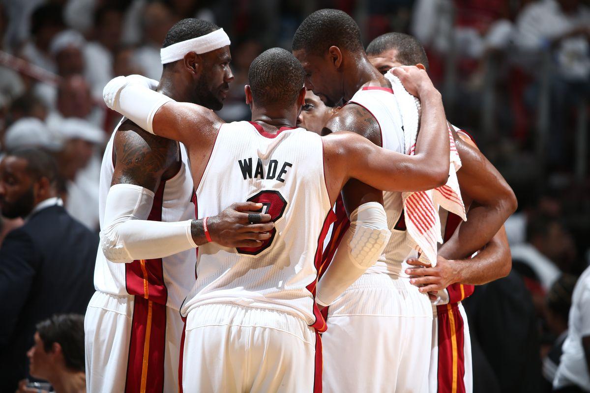 Brooklyn Nets v Miami Heat - Game 2
