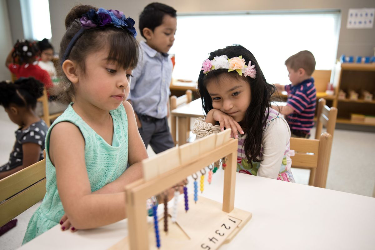 Longview ISD leaders consider the East Texas Montessori Prep campus a pillar of progress, starting all students in the same place.