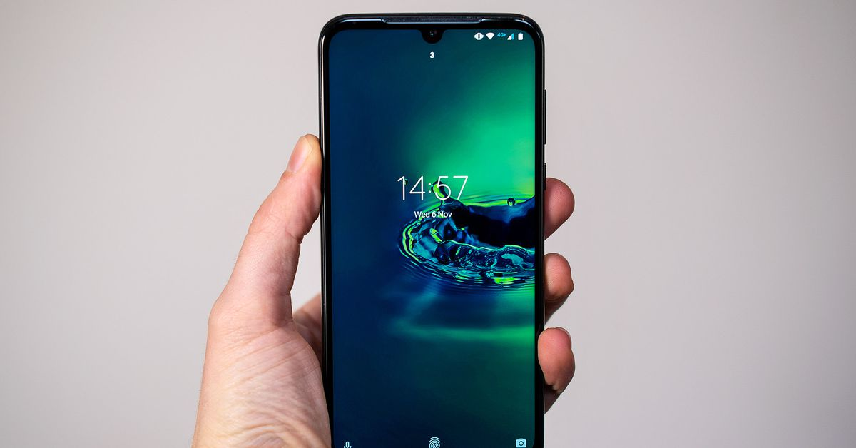 Motorola Moto G8 Plus review: a battery boost for the budget king