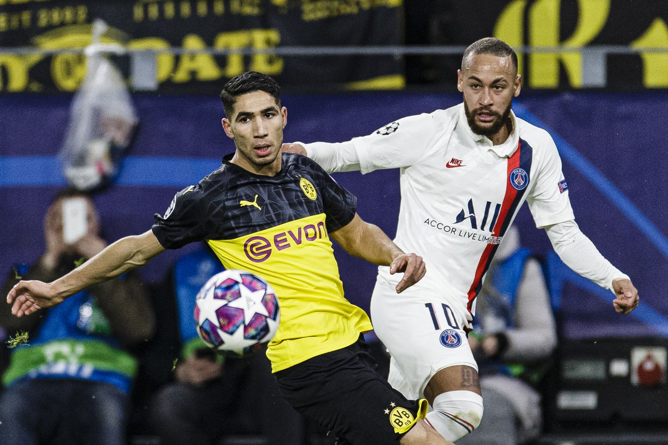 Achraf Hakimi?s agent denies rumors that he has signed a new Real Madrid contract