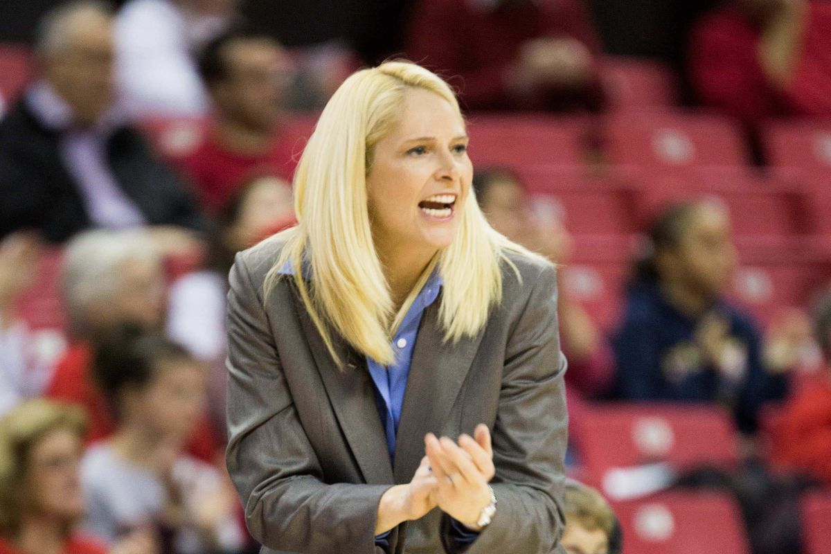 Brenda Frese hopes to keep her team rolling against N.C. State.
