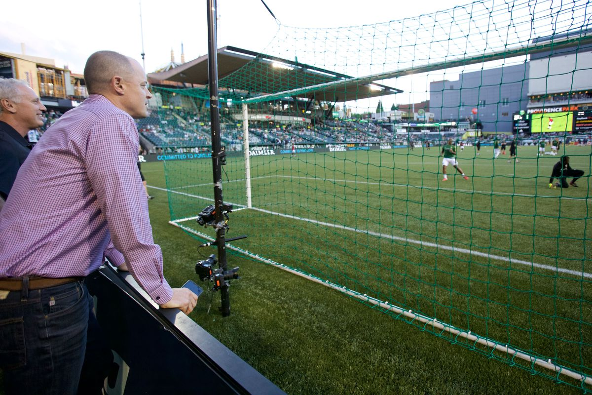 MLS: Vancouver Whitecaps at Portland Timbers