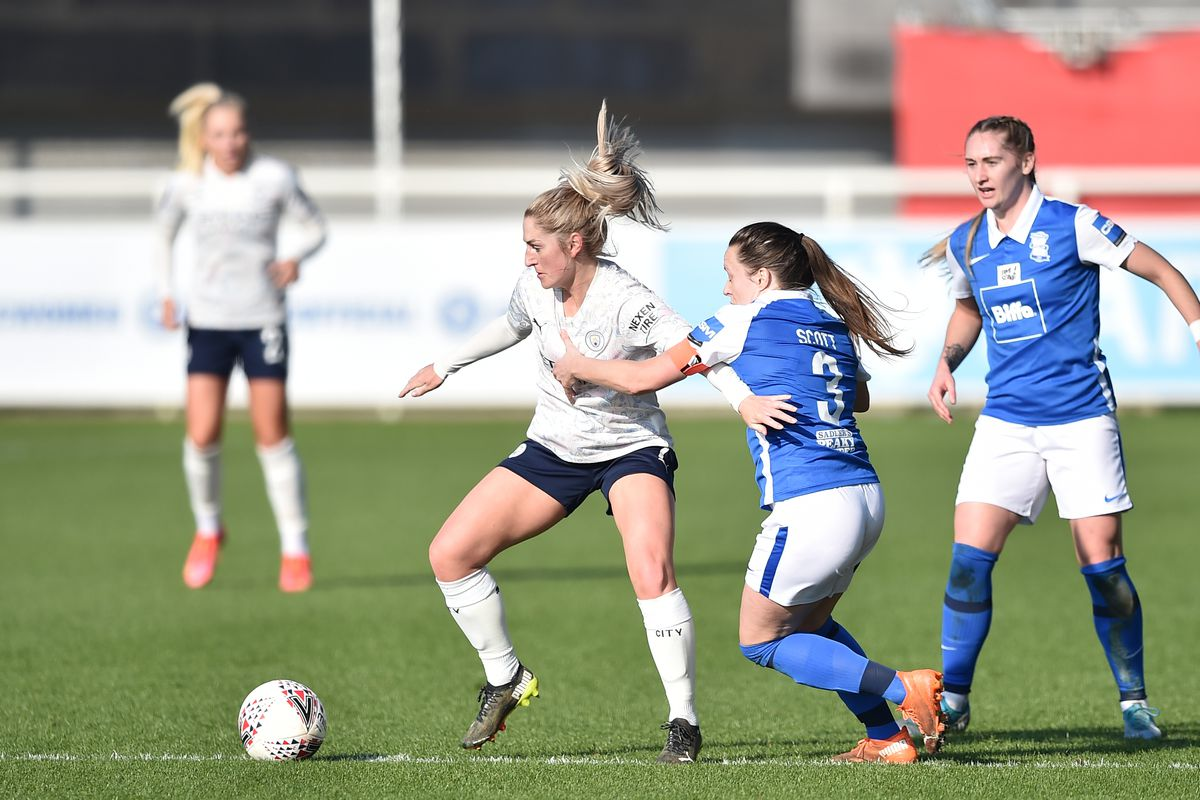 Birmingham City Women v Manchester City Women - Barclays FA Women's Super League