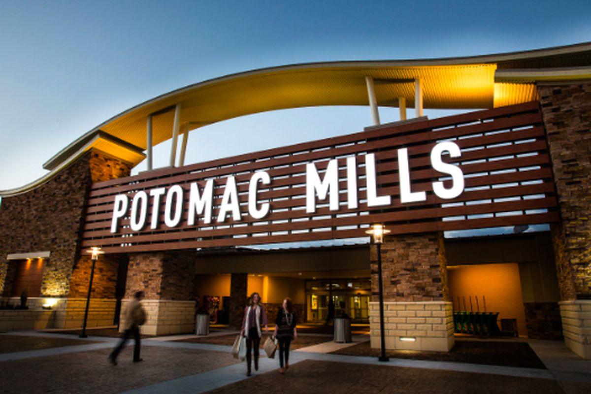 "Image via <a href=""http://www.simon.com/mall/potomac-mills"">Simon</a>"
