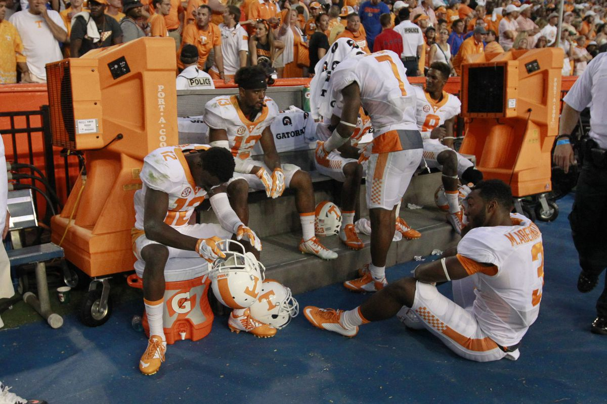It's Deja Vu all over again for the Vols.